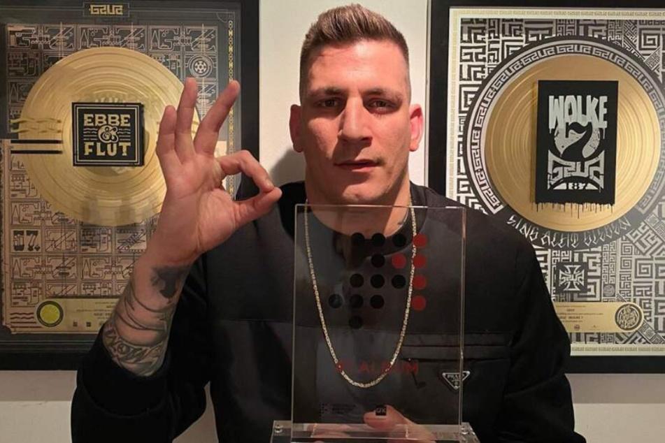 187 Strassenbande: Ließ sich Gzuz für sein neues Album verhaften?