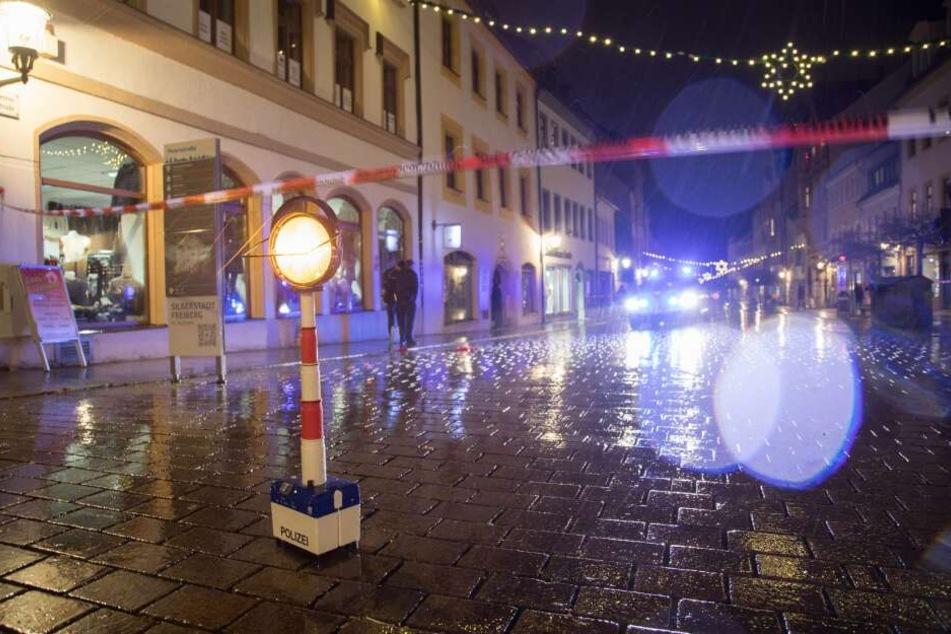 Freiberg: Bluttat in der Nähe des Weihnachtsmarktes, Täter gefasst!