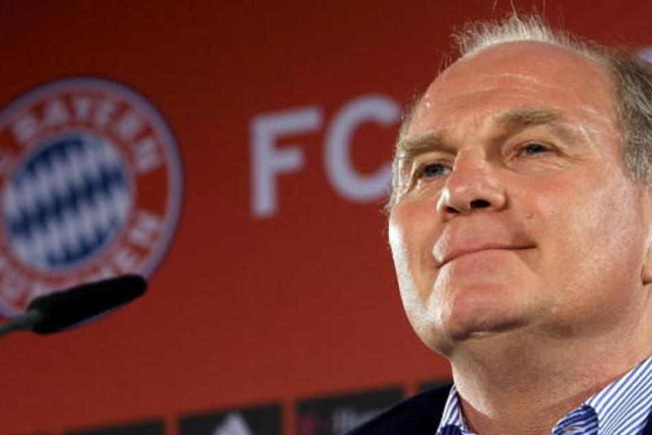 In einem Interview sprach der Bayern-Präsident über seine Zeit im Gefängnis.