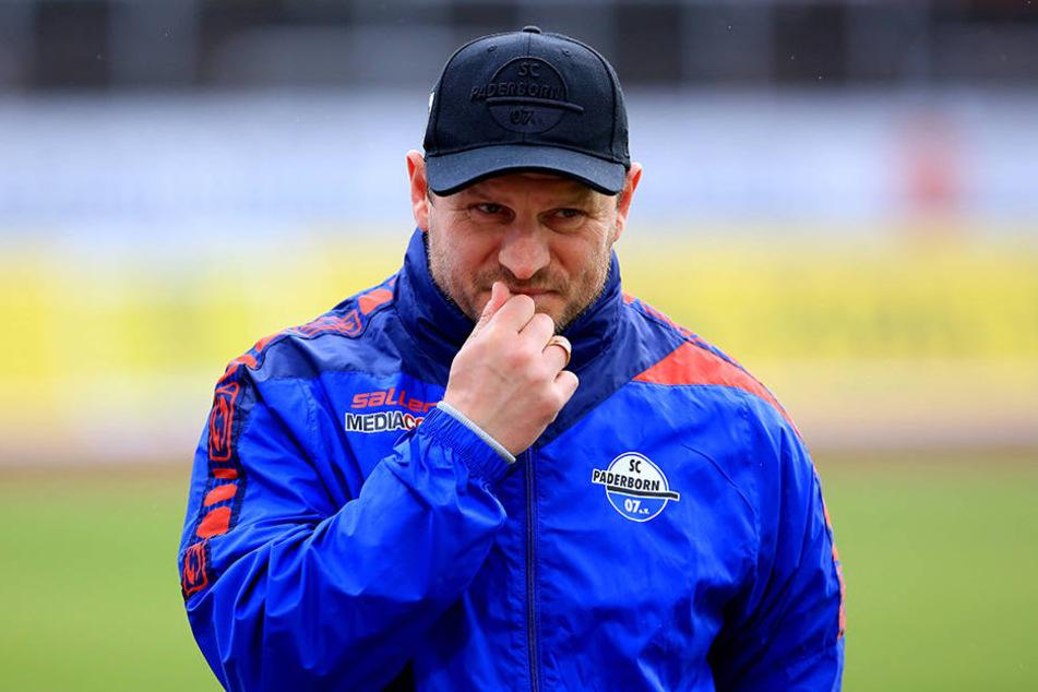 Nur das Ergebnis stimmte: Baumgart war mit dem Spiel in Köln aber nicht zufrieden.