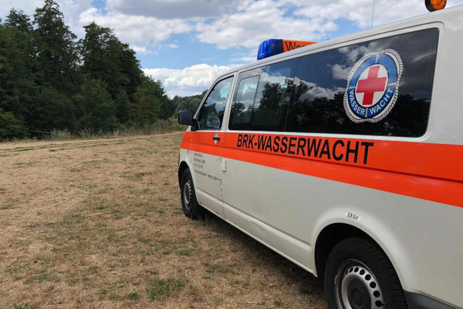 Die Rettungskräfte konnten vor Ort nur noch den Tod des Mannes feststellen.