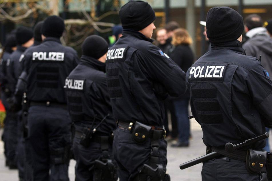 Fast jede zehnte Polizeistelle in Thüringen ist nicht besetzt.