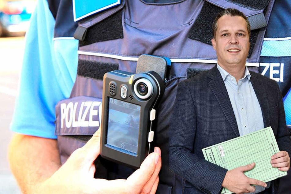 Polizei bekommt Bodycams: Koalition legt den Streit bei