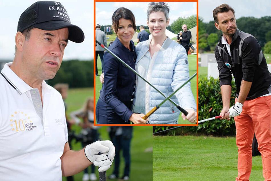 Millionen-Spende! Promis erspielen Rekordsumme beim Charity-Golfen