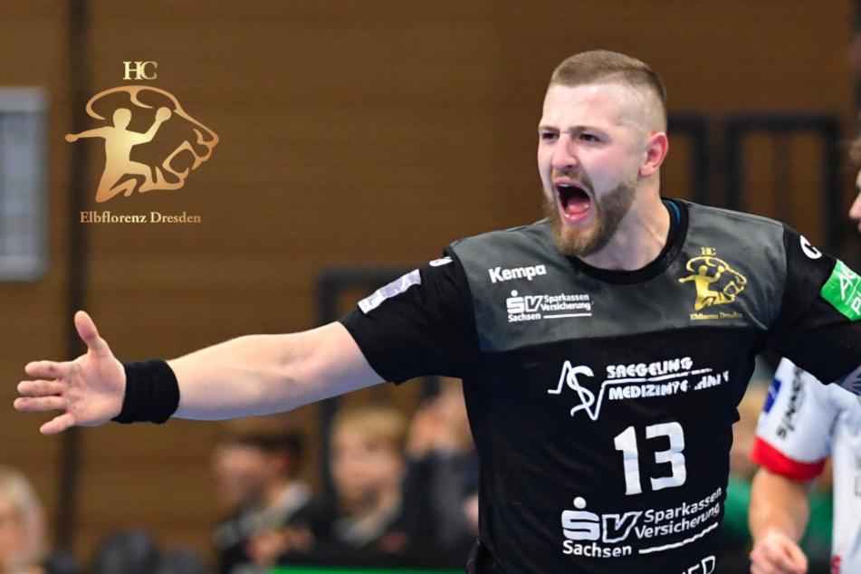 HC Elbflorenz nach Sieg gegen Ferndorf mit kleinem Polster
