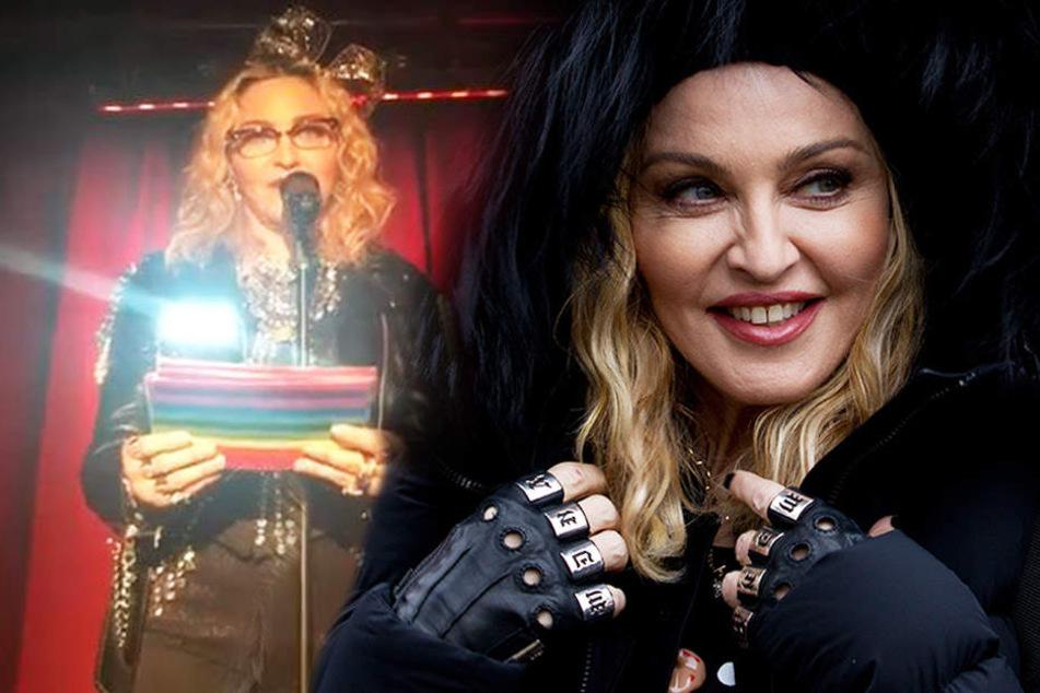Überraschung! Madonna begeistert mit Auftritt in Schwulenbar