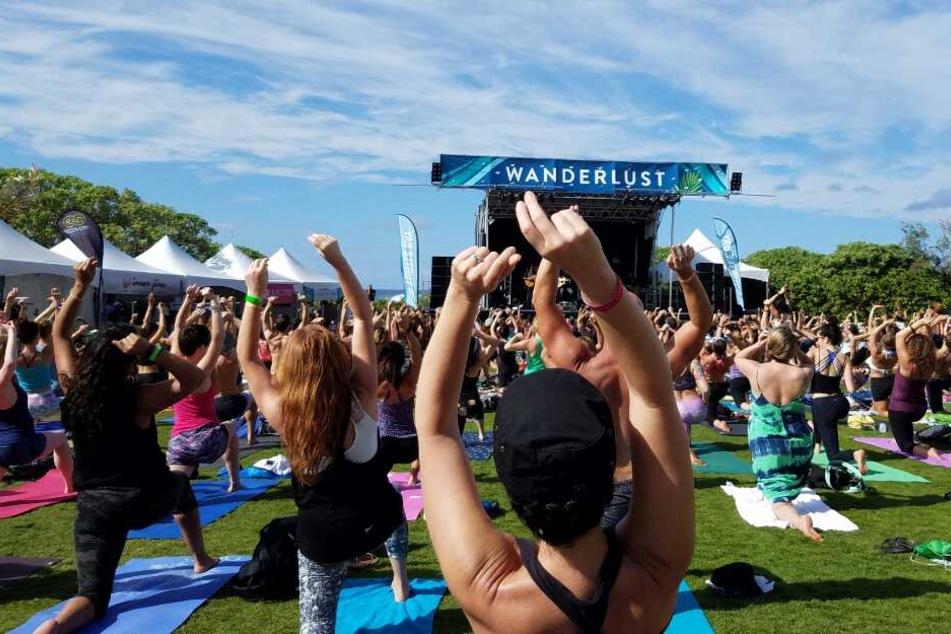Yoga-Festival oder British Days? Das geht am Sonntag in OWL