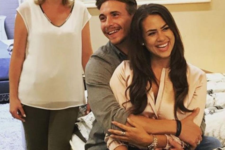 Verrät uns dieses Bild, wie es bei Bachelorette Jessi und David weitergeht?