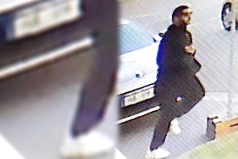 Wollte er jemanden töten? Polizei lobt Belohnung für Hinweise auf diesen Mann aus