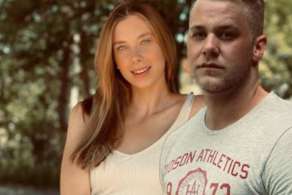 Felix van Deventer (25) und Antje Zinnow sind Eltern eines Sohnes, doch sind sie auch noch ein Paar?