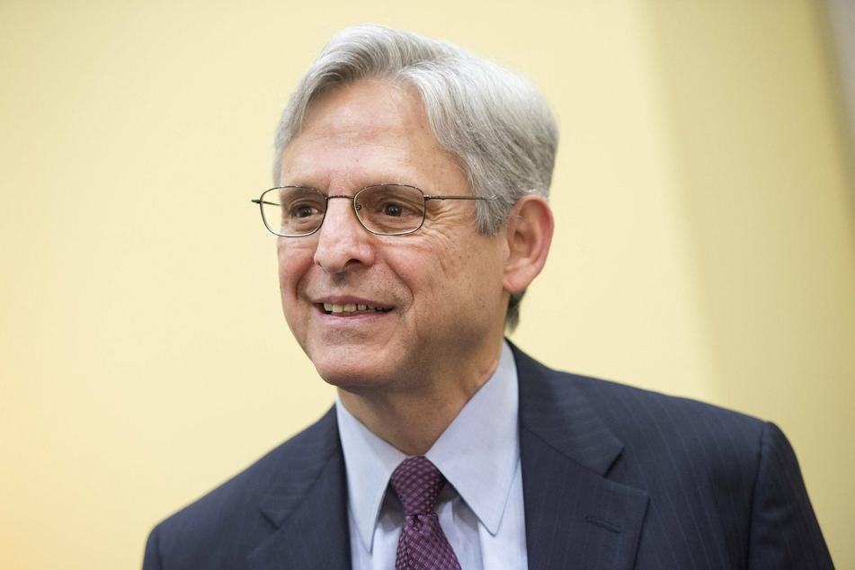 Merrick Garland (68) is Biden's pick for next US attorney general.