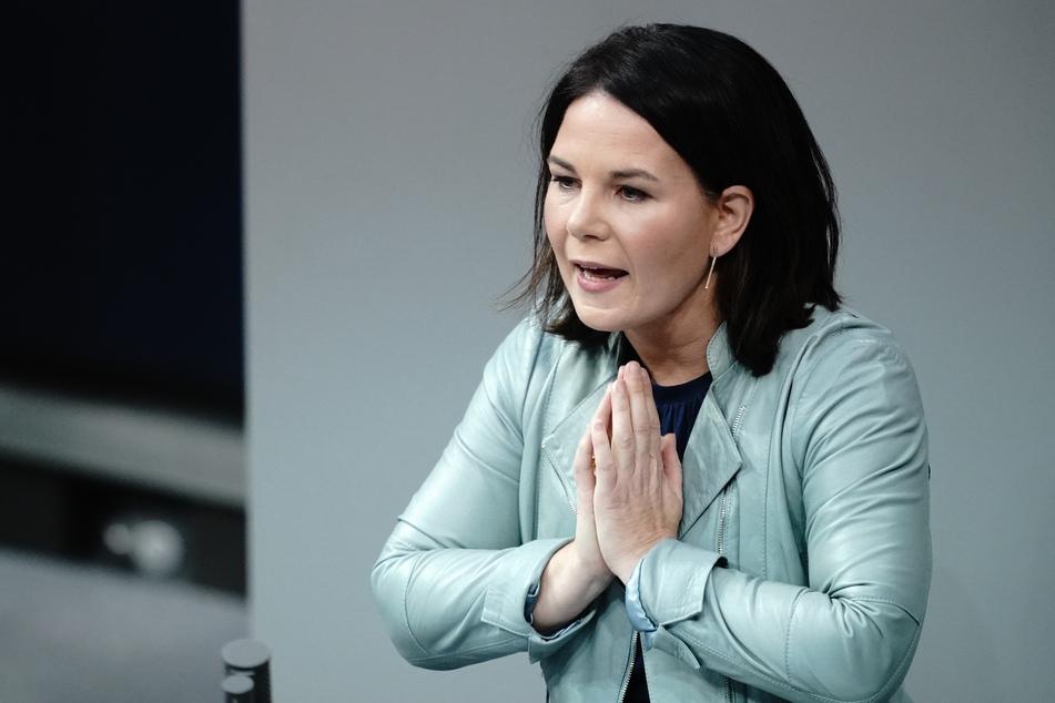Annalena Baerbock, Bundesvorsitzende von Bündnis 90/Die Grünen.