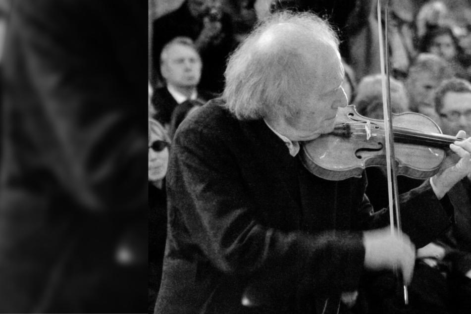 Geiger Ivry Gitlis mit 98 Jahren gestorben