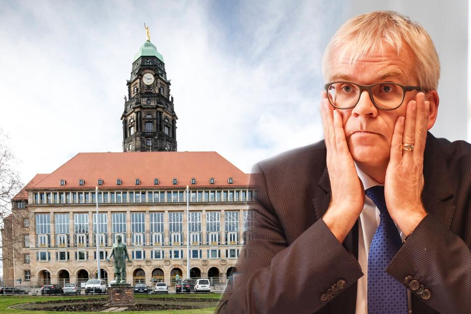 Es geht um Millionen:Dresden muss Vorjohanns Architekten-Schlammschlacht zahlen