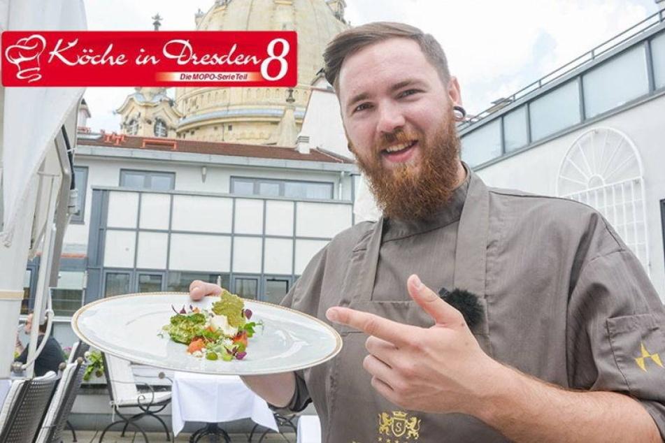 Der Hardcore-Punk aus Dresdens höchster Küche