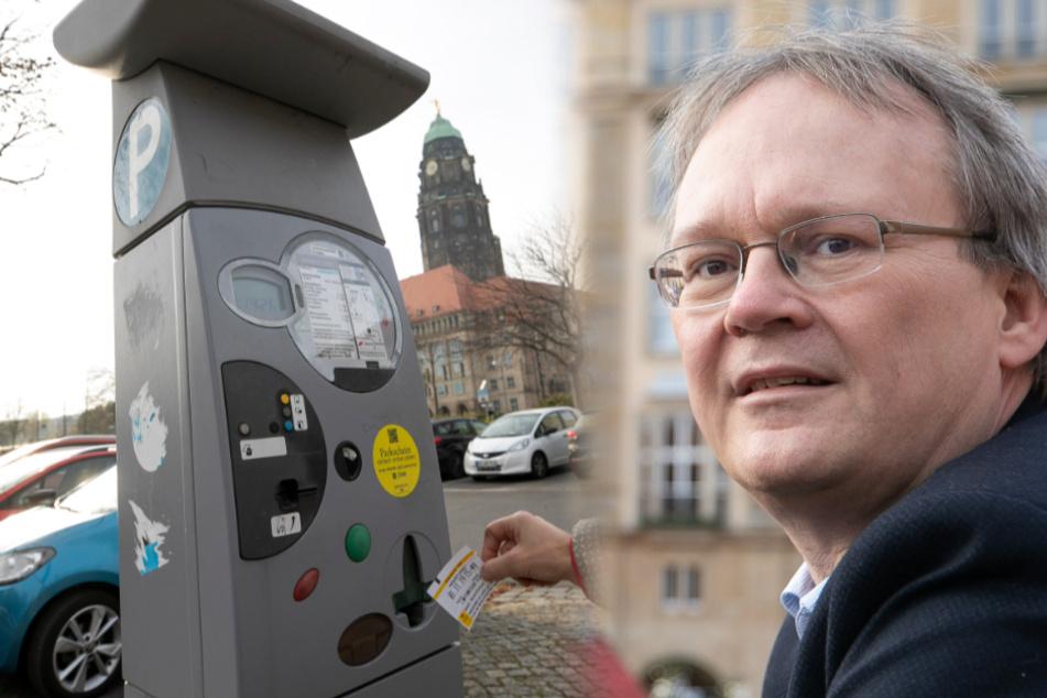 Parkgebühren für Dresden werden neu berechnet: Geht jetzt alles ganz schnell?