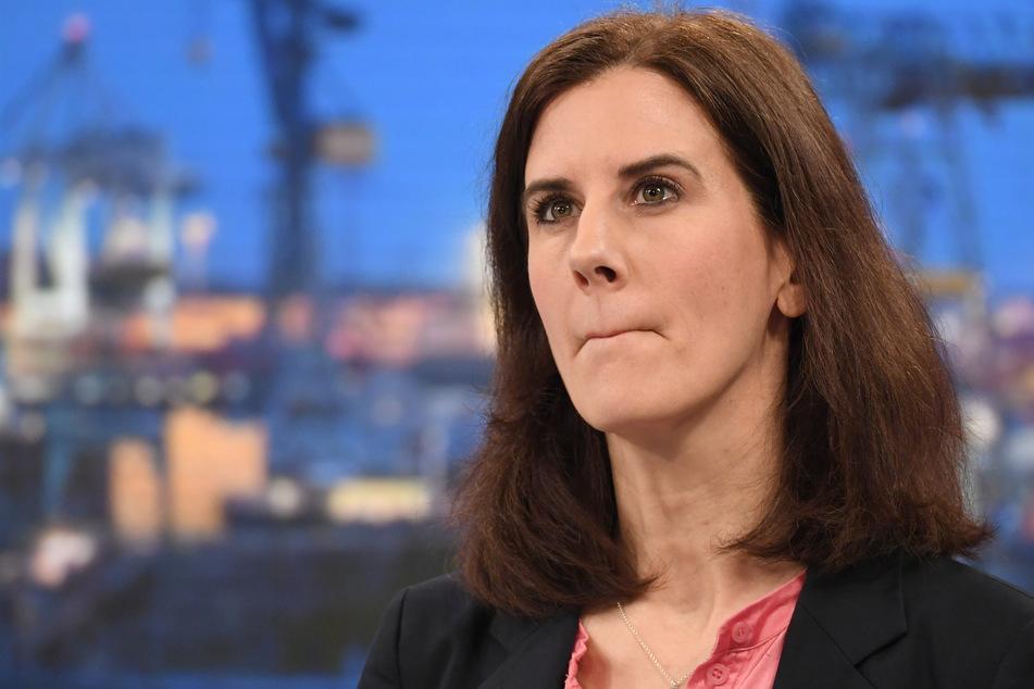Die stellvertretende FDP-Fraktionsvorsitzende Katja Suding (45).