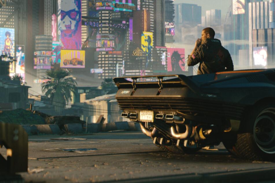 """Kaum zu glauben, aber es ist endlich so weit: Am 19. November erscheint """"Cyberpunk 2077"""""""