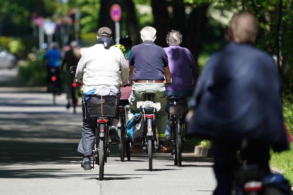 Die Polizei mahnte: Bei Radfahrern sei ab einem Wert von 1,6 Promille rechtlich von einer absoluten Fahruntüchtigkeit auszugehen. (Symbolbild)