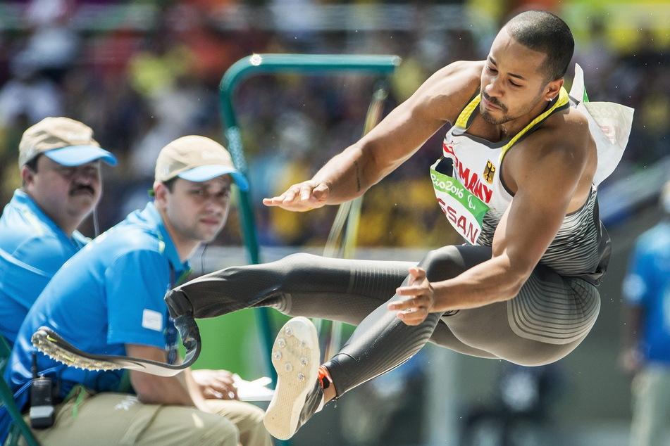 Para-Weitspringer aus Leverkusen stellt neuen Weltrekord auf