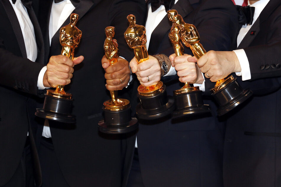 The postponed Oscars will take place on April 25 (stock image).