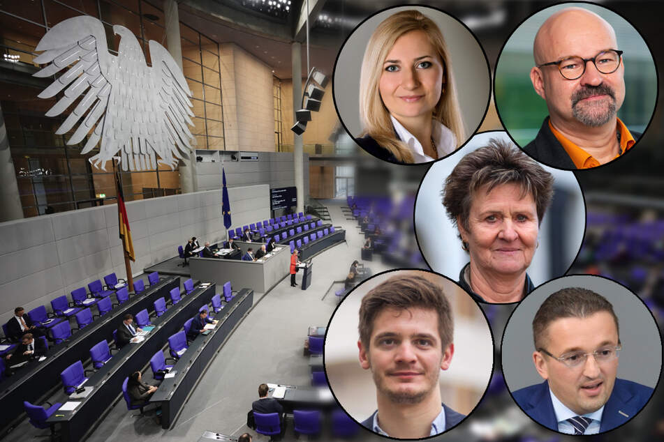 Wer zieht für Sachsen in den Bundestag? Parteien bringen ihre Kandidaten in Stellung