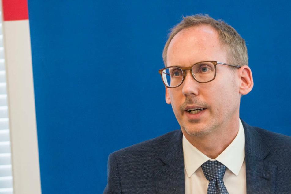 Hessens Sozialminister Kai Klose (Grüne).