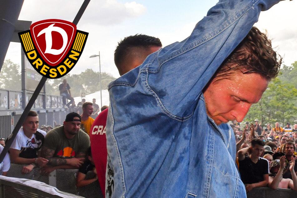 Dynamo-Leitfigur Marco Hartmann: Noch ein Jahr SGD, dann geht's auf Weltreise!
