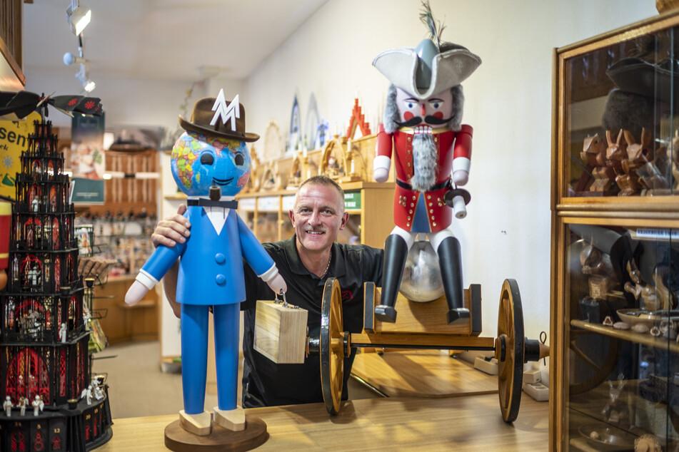 Das Nussknackermuseum ist ab 10 Uhr geöffnet.