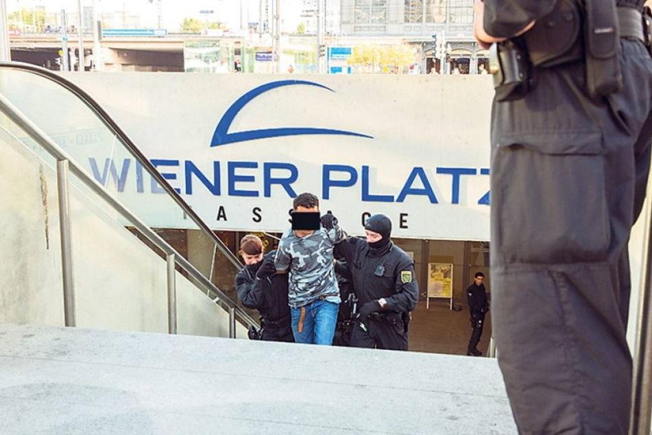 CDU will Wiener Platz sicherer machen