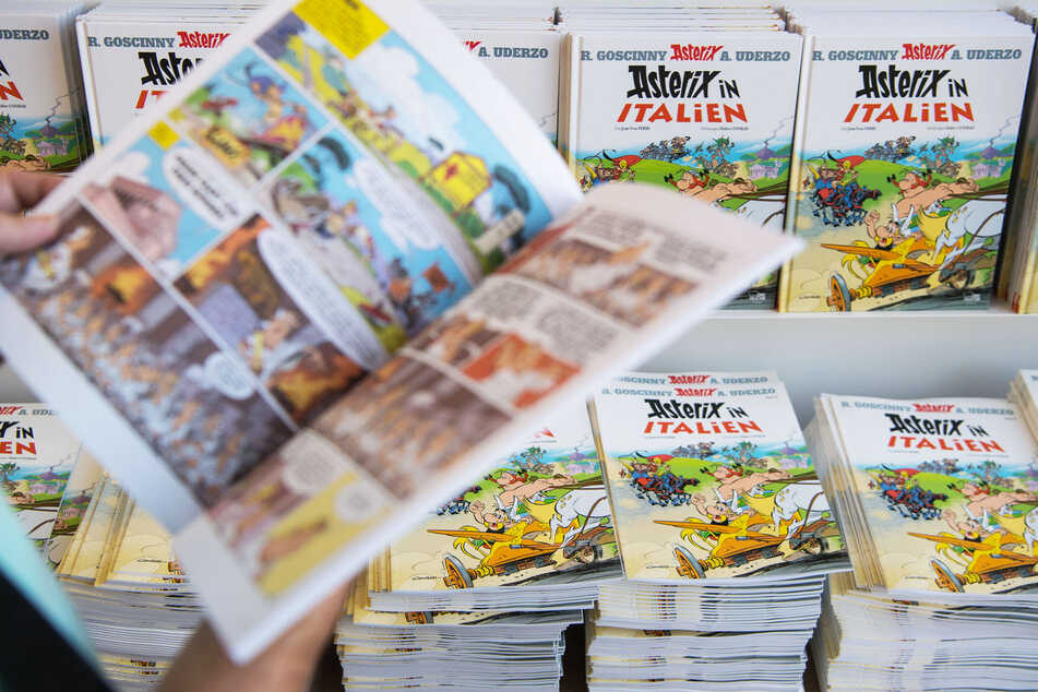 Neuer Asterix-Comic soll dieses Jahr erscheinen: Erster Band nach Tod von Uderzo