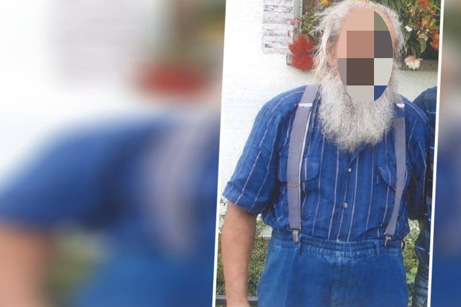 Hans-Dietrich (82) verschwand samt Transporter und wird in Krankenhaus wiedergefunden