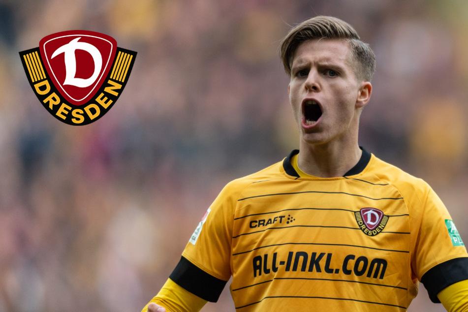 Ex-Dynamo Burnic hat neuen Klub: BVB gibt Youngster an Zweitligisten ab!