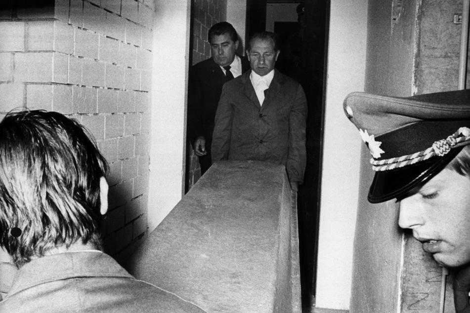 Der Anschlag 1972 endete mit der Ermordung von elf israelischen Geiseln, zudem starben fünf Geiselnehmer und ein Polizist. (Archivbild)