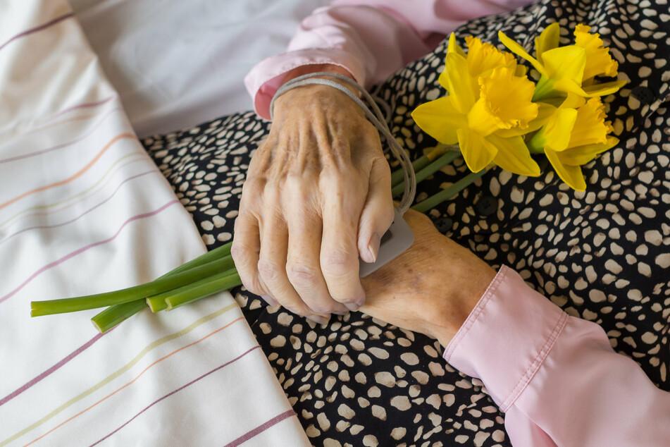 Erkrankungen des Kreislaufsystems mit Todesfolge betreffen besonders ältere Menschen. (Symbolbild)