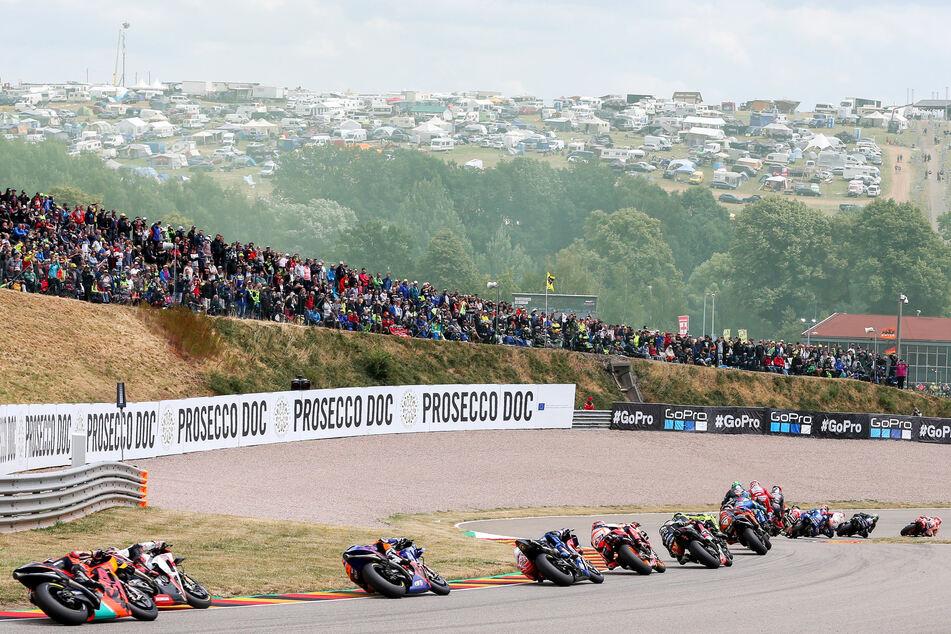Motorrad-WM: Der Sachsenring bereitet sich vor!