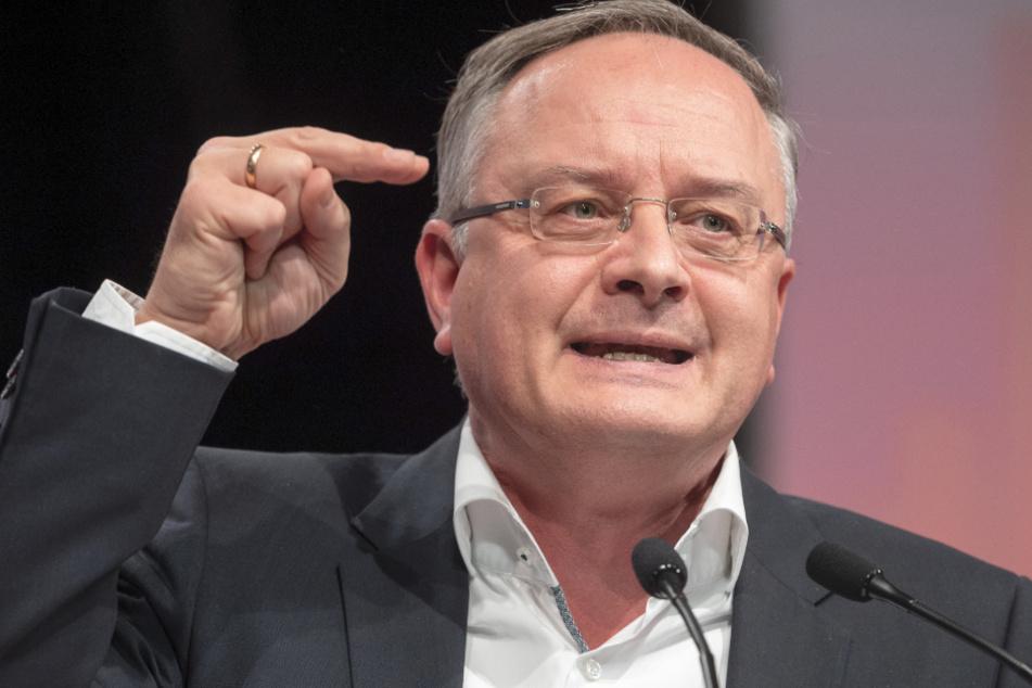SPD-Partei- und Fraktionschef Andreas Stoch.