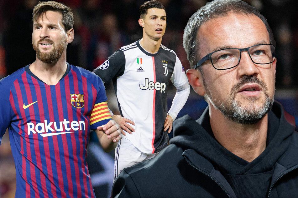 Ronaldo, Messi und Co. für CL-Entscheidung nach Deutschland? Das sagt Eintracht-Boss Bobic