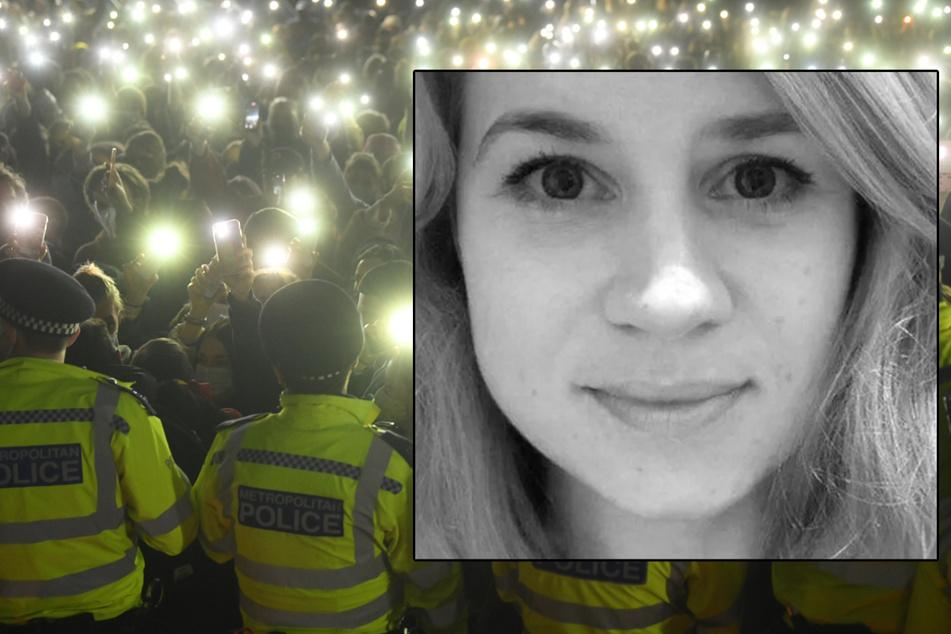 Mord an Sarah Everard (†33): Eine Nation steht unter Schock