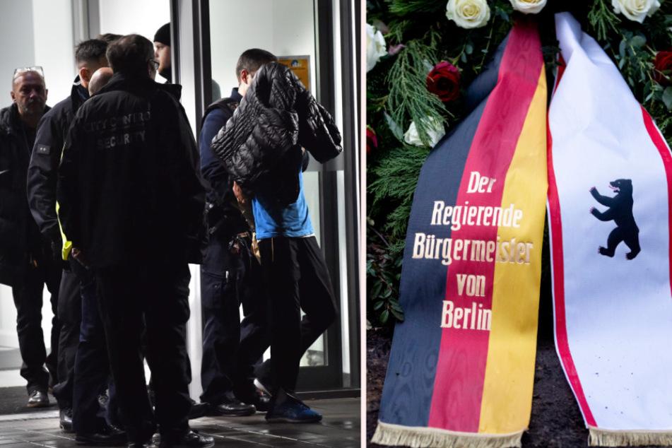 Fritz von Weizsäcker während Vorlesung erstochen: Polizist schildert Kampf