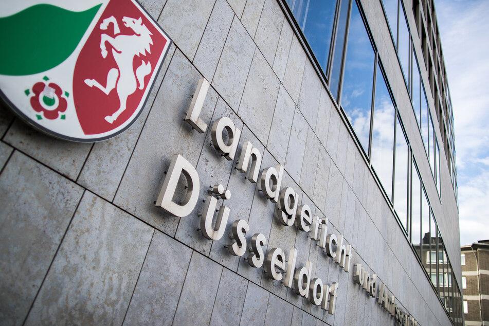 Der Prozess findet vor dem Düsseldorfer Landgericht statt (Archivbild).