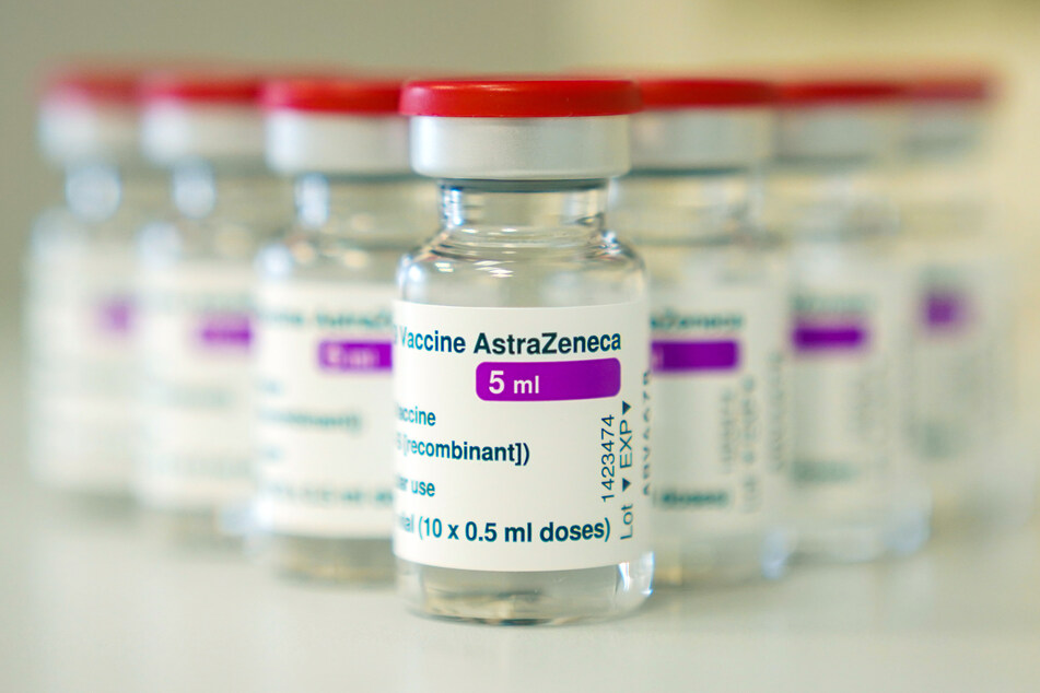 Der Corona-Impfstoff des Herstellers AstraZeneca. In den USA hat dieser keiner Zulassung. Gekauft hatten sie ihn dennoch - vorsichtshalber.
