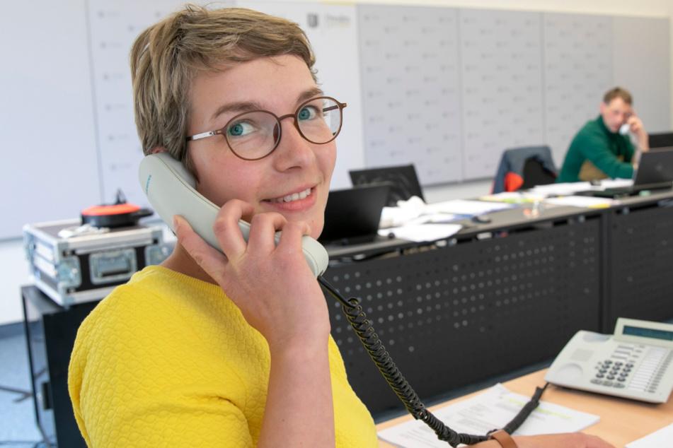 Telefon und Mail ersetzen den Besuch im Amt.