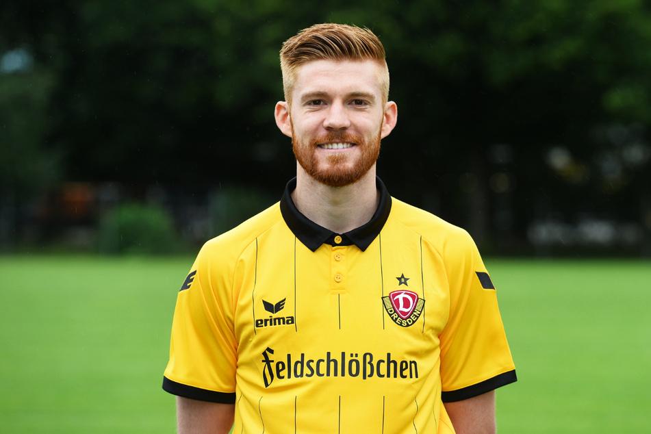 Sturm-Routinier Mathias Fetsch (32) hat in seiner Karriere schon einiges erlebt. Bei Dynamo Dresden riss er sich Ende 2014 das Kreuzband und fiel lange aus, kämpfte sich aber nach und nach wieder zurück.
