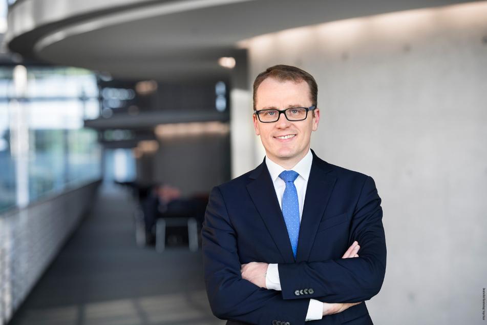 Alexander Krauß (45, CDU) saß vier Jahre lang für den Erzgebirgskreis im Bundestag – nun muss er das Mandat abgeben.