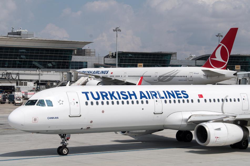 """Seit dem gestrigen Donnerstag fliegt """"Turkish Airlines"""" wieder - auch bereits nach Deutschland."""