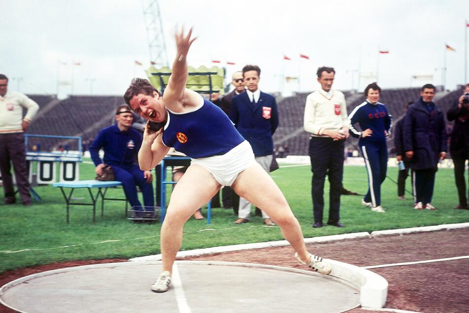 Die ehemalige Olympiasiegerin Margitta Gummel ist tot.