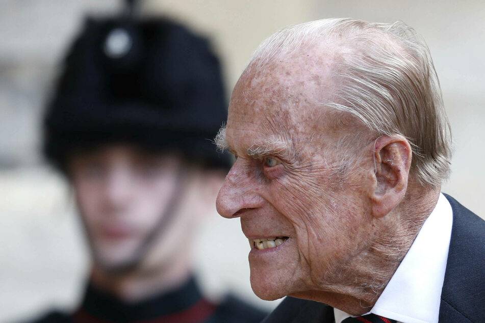 Royal family get a much-needed lift from good news about Prince Philip