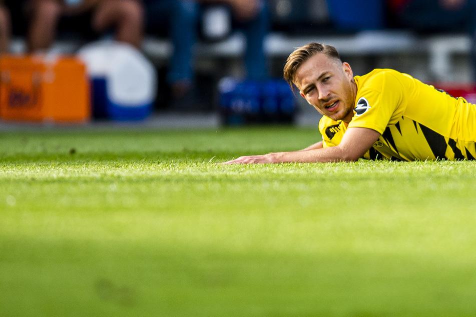 Felix Passlack (22) ist zurück. Auferstanden und mit starken Leistungen hat er sich zurück in den BVB-Fokus gekämpft.