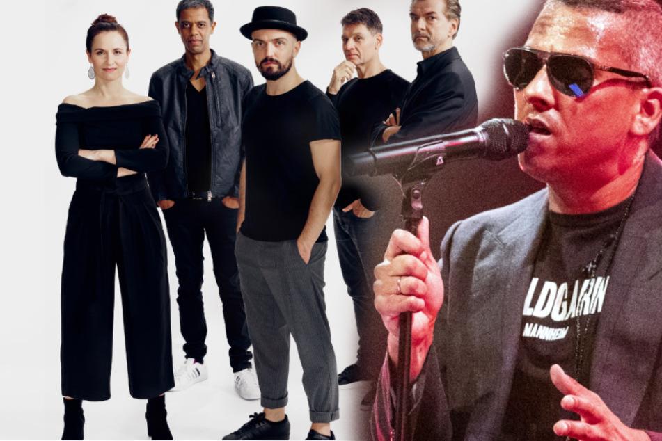 Statt Xavier Naidoo: Diese Frau jazzt mit vier Söhnen aus Mannheim